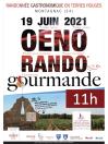 Départ 11h - Oenorando® Gourmande : Balade gastronomique en Terres Rouges